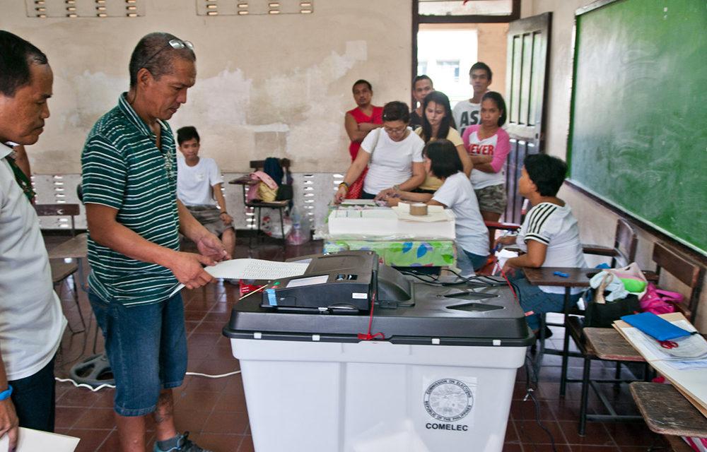 Duterte plan to appoint village officials 'undemocratic'?