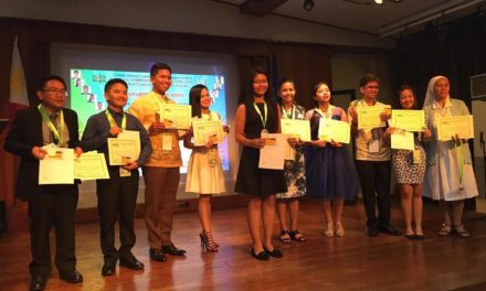 CBCP Commission awards outstanding OFW children