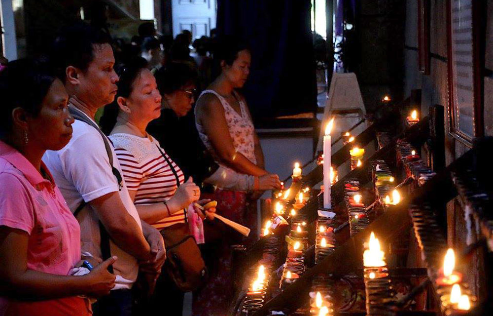 Is the Philippines losing the faith?