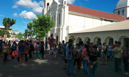 Batangas basilica temporarily closed due to quake damage