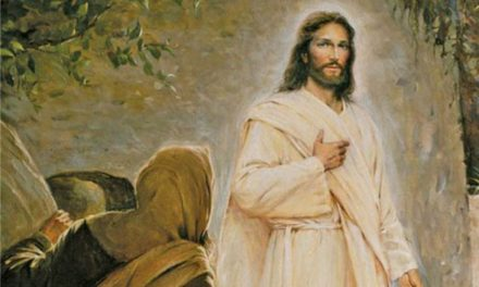 Easter:  the dawn of a new era
