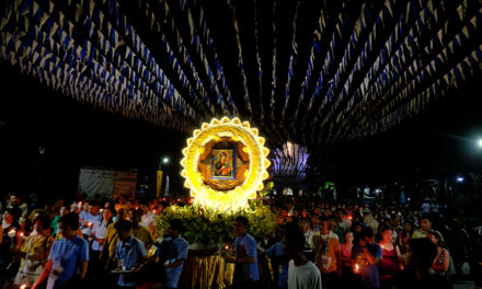 Procession of the Icon of Our Mother of Perpetual Help