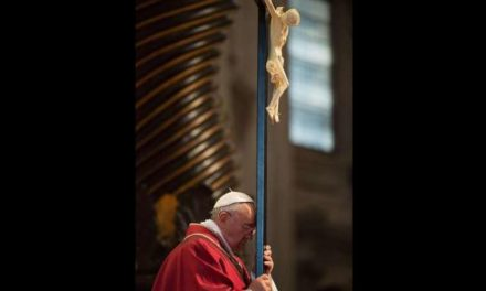 Pope prays for victims of attack on Coptic church in Egypt