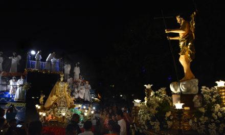 'Salubong' marks Easter Sunday in Manila