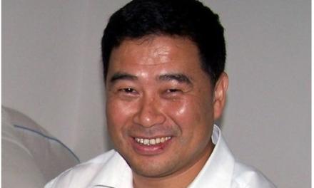 Underground bishop of Mindong missing four days