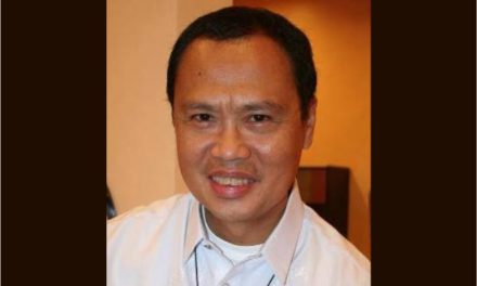 Filipino Fr. Moreno named head of Jesuit Conference of Asia Pacific