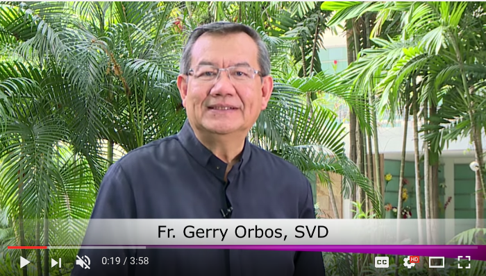 'Slow down and let go' this Holy Week, faithful urged