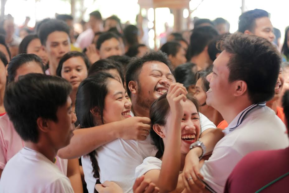 Youth told: 'Renew friendship with Jesus'