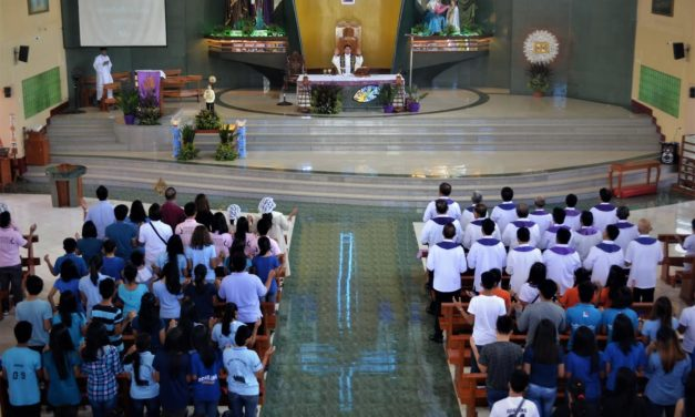 Priest: 'Parishes need young people'