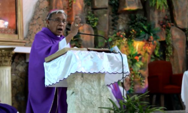Duterte told: The Church you despise helps you