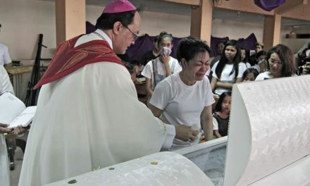 'No one can hide from God,' bishop warns amid drug killings