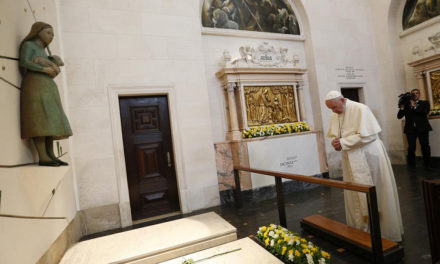 Pope Francis' pilgrimage to the Fatima shrine