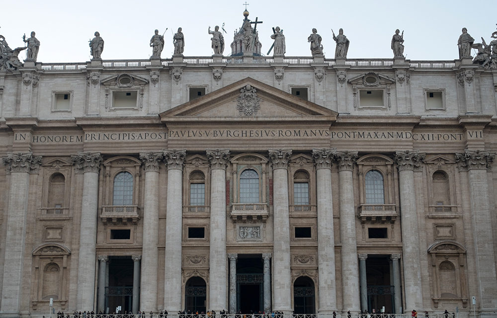 Council of Cardinals prep new constitution for Roman Curia