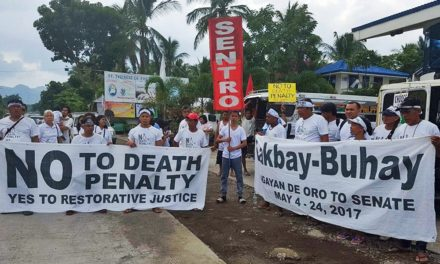 Cardinal Tagle calls for alternative to executions in crime fight