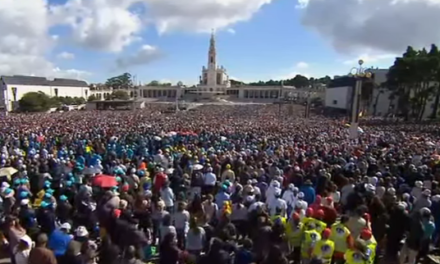 WATCH:  Pope Francis in Fatima – Holy Mass and canonization of Jacinta and Francisco