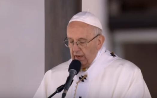 Pope Francis' Homily at the Canonization Ceremony of Jacinta and Francisco Marto
