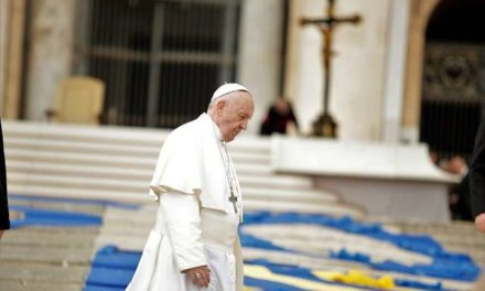 Francis prays for victims of the ongoing crisis in Venezuela