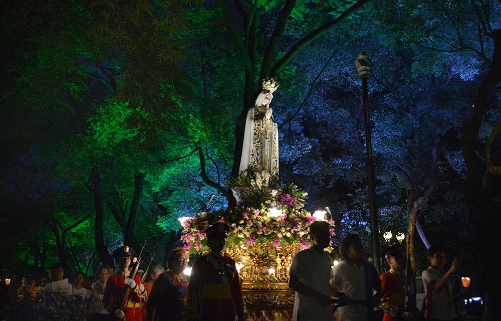 UST marks 100th anniversary of Fatima apparitions |