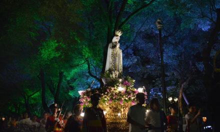 UST marks 100th anniversary of Fatima apparitions  