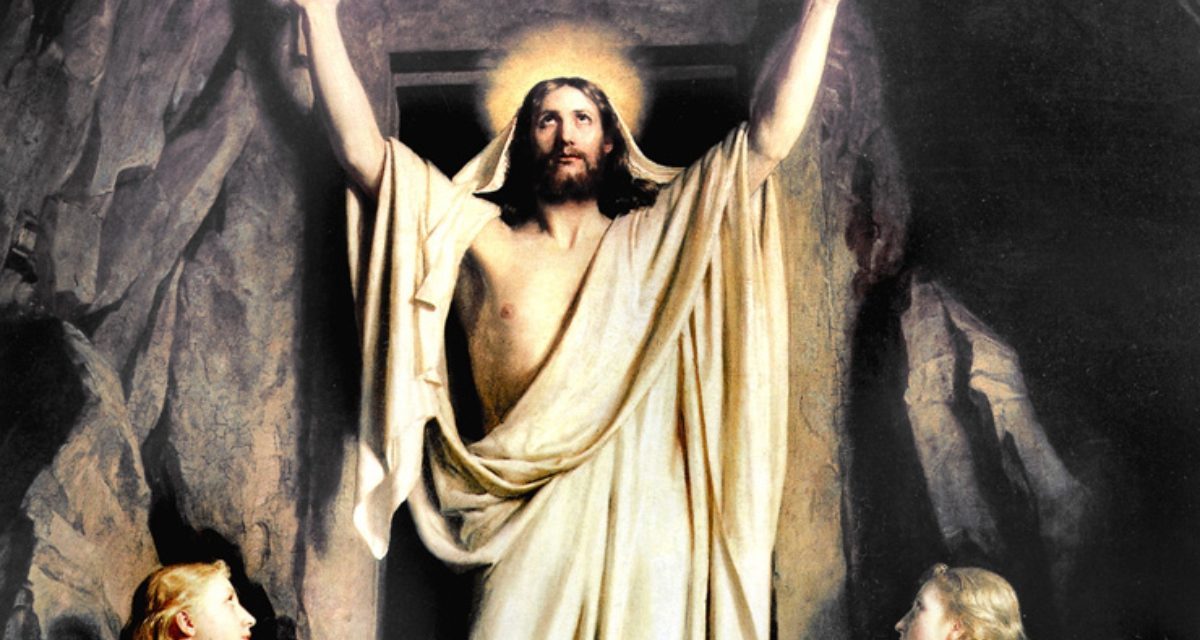 The Risen Lord Lives on in the Church
