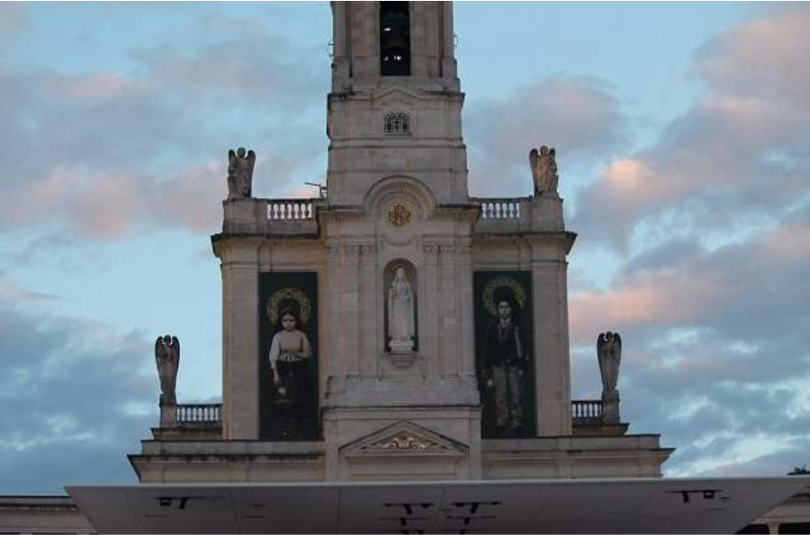 Francisco and Jacinta have officially been declared saints!