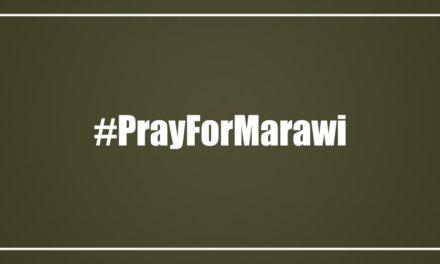 Cardinal Quevedo's Statement on Marawi Siege