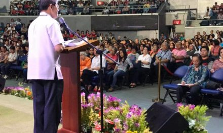 Cardinal Tagle: 'It's not enough to serve family…'