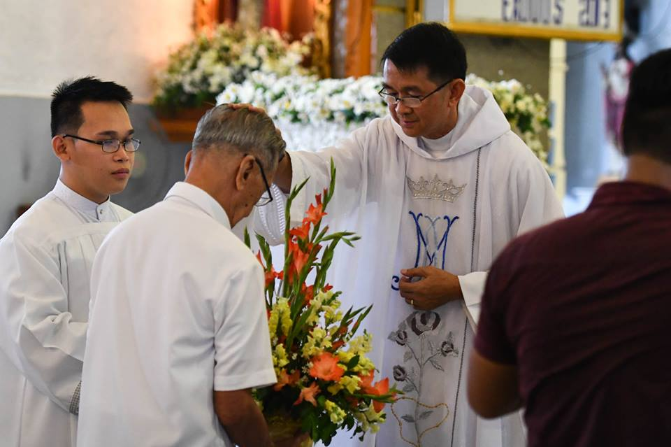 Priests who 'enrich' themselves slammed