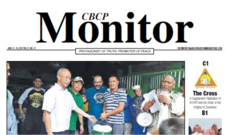 CBCP Monitor Vol 21 No 12
