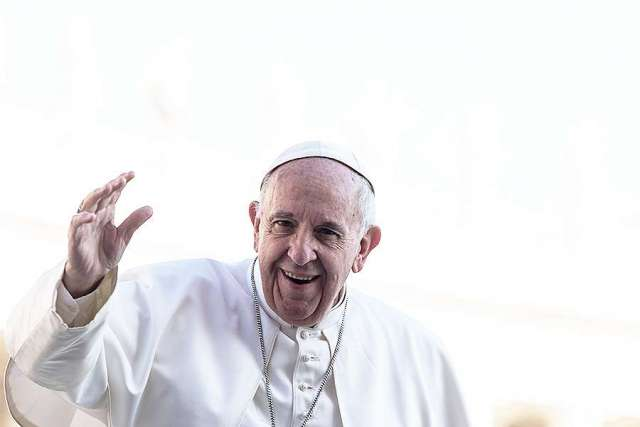 Don't think holiness is for you? The saints can help, Pope Francis says