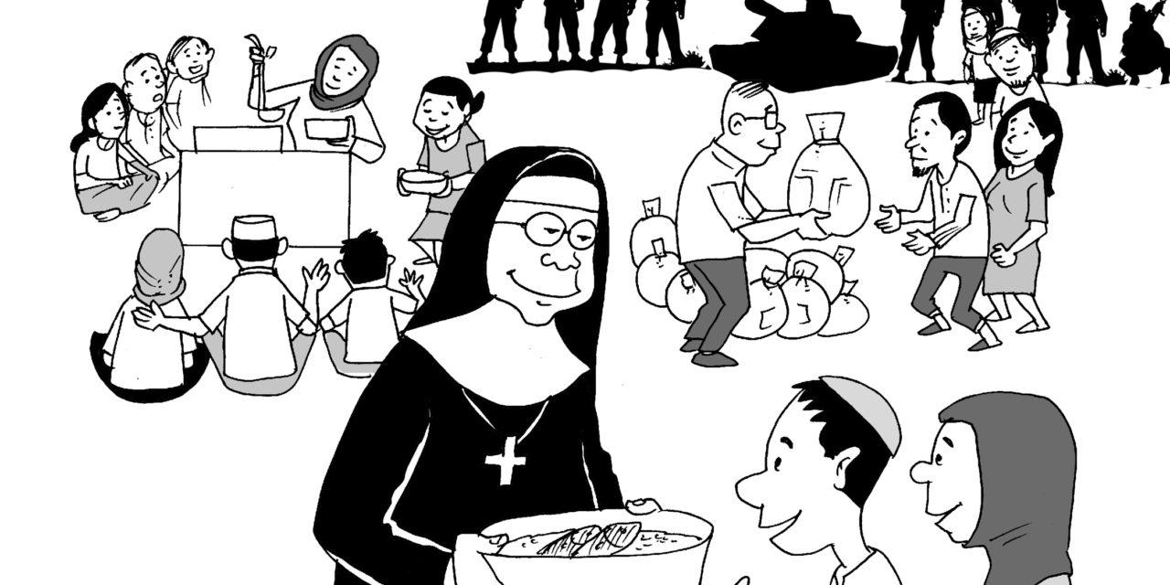 Editorial Cartoon Vol 21 No 12