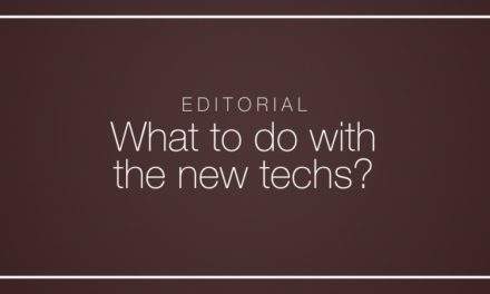 What to do with the new techs?