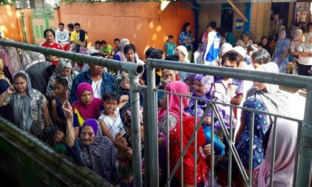 Franciscans conduct relief ops for Marawi evacuees