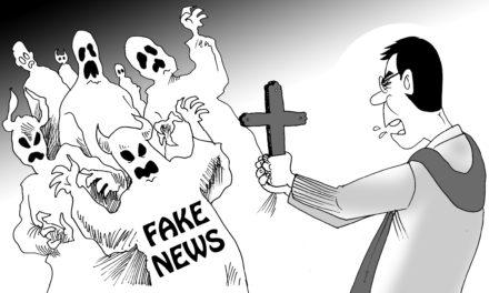 Editorial Cartoon Vol 21 No 13