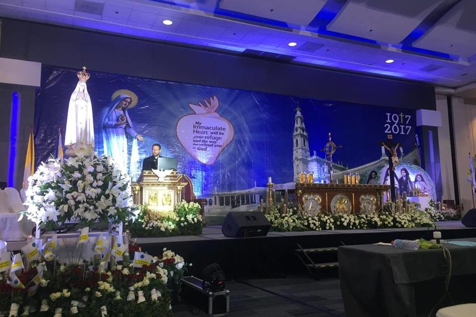 Priest on Marian apparitions: Mary with us in suffering