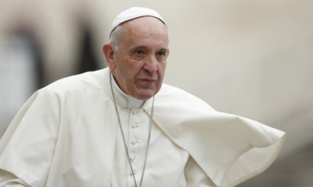 Laziness, vices prevent seeds of Gospel from taking root, pope says