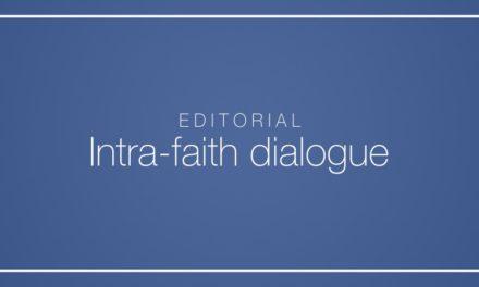Intra-faith dialogue