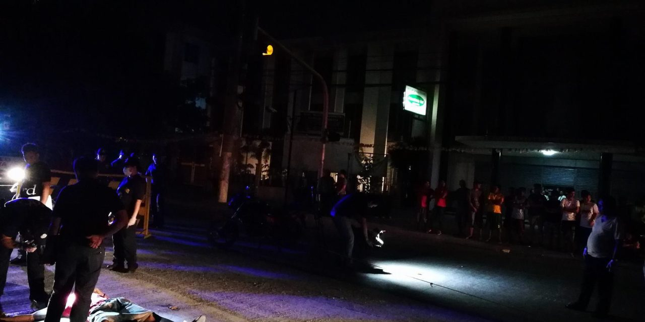 Man gunned down outside bishops' meeting venue