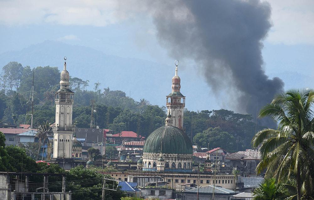 Bishop urges empathy, action for Marawi evacuees