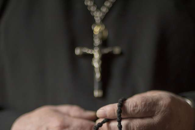 Mexican priest found bound, stabbed to death in his room