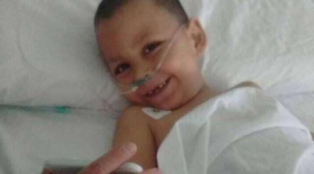 Doctors say it's a miracle that toddler survived ninth-floor fall