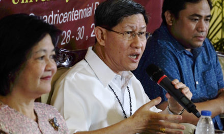 Condemning killings is not enough— Cardinal Tagle