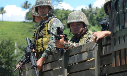 Another Mindanao prelate wants end to martial law