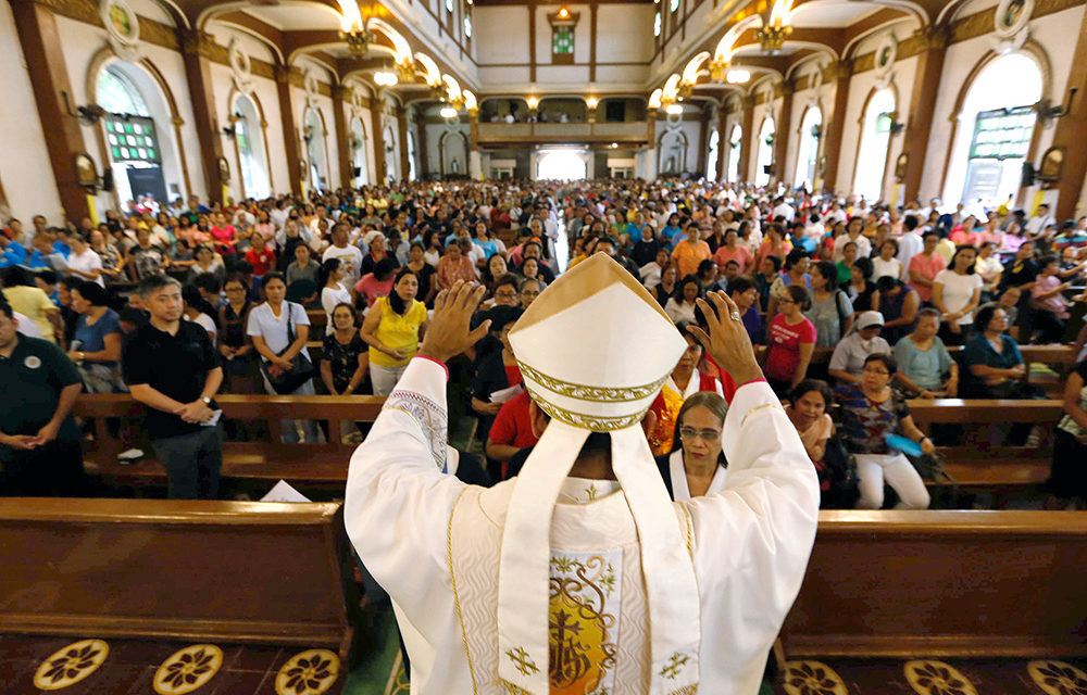 Bishop to families: Pray rosary for peace