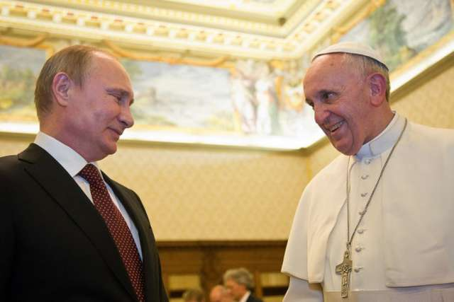 Russia, West must put peace before partisan interests – Cardinal Parolin