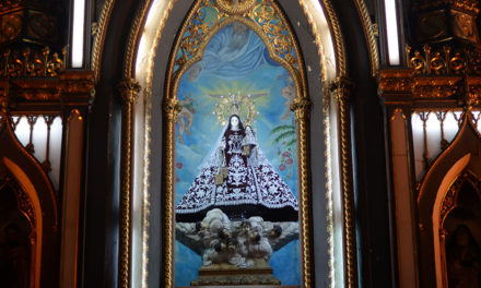 PH marks 400 years since the arrival of Our Lady of Mount Carmel image