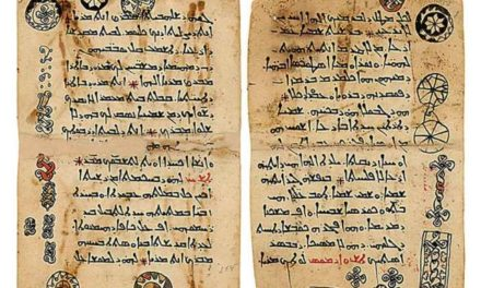 This priest preserves Iraqi culture found in historic manuscripts