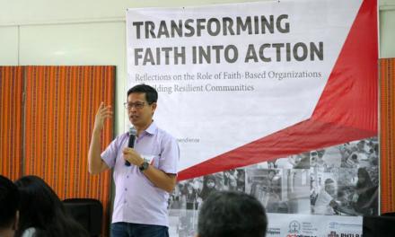 Faith in action: FBOs in social work
