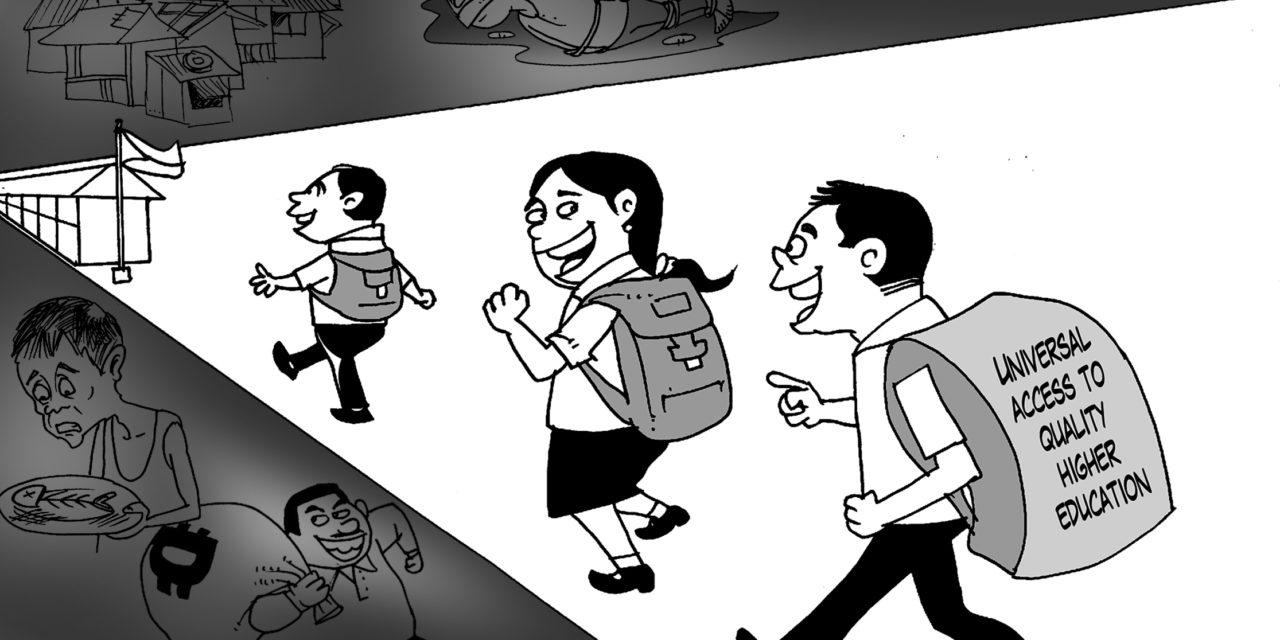 Editorial Cartoon Vol 21 No 16