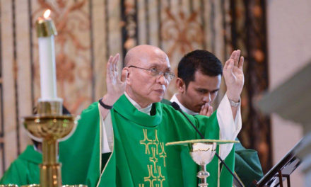 Cubao diocese to provide scholarships to drug war orphans